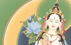 Faith, Confidence & Wisdom - the Empowerment of White Tara