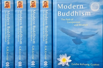 Modern Buddhism book